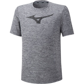 Mizuno Core Graphic RB T-shirt Heren, magnet
